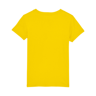 T-Shirt golden yellow