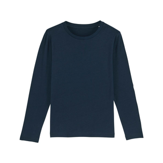 T-Shirt longsleeve french navy