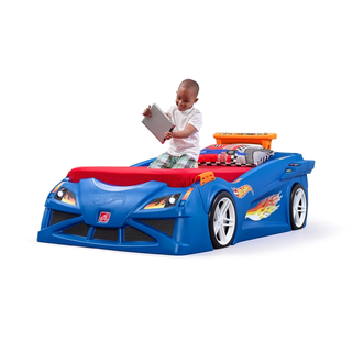 Step 2 Hot Wheels Race Bed 854699