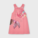 Mayoral Kleid Flamingo